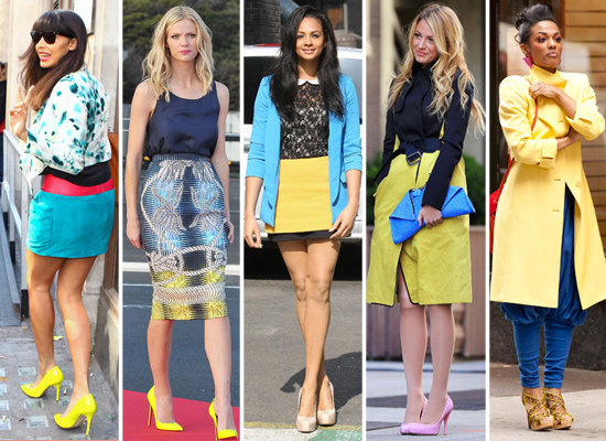 5 Ways to Wear Sun and Sky Colours Yellow and Blue This Spring