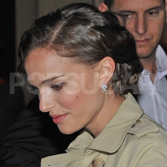 Natalie Portman Gets Fancy to Announce Her New Philanthropic Role