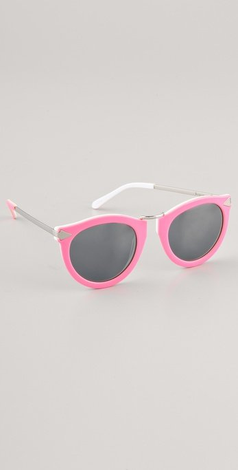 Karen Walker Harvest Sunglasses ($280)