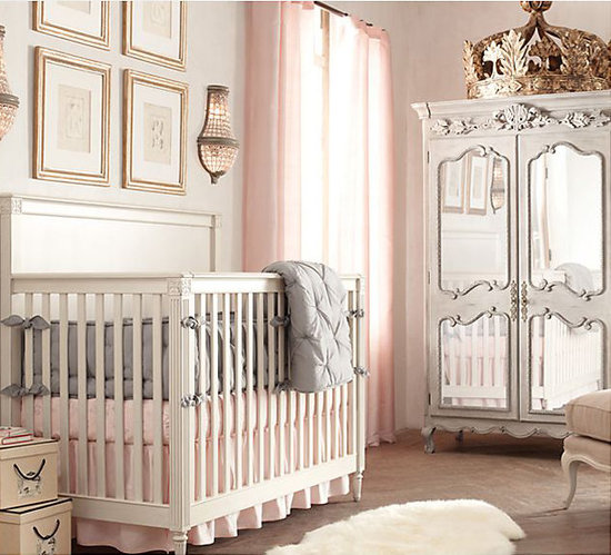 Restoration Hardware Child & Baby Sloane Crib. This post is brought to you by: The lovely Ryan from Loved and Lovely who bought this crib for their lil' one on the way! Parent Props, Restoration Hardware Baby and Child, ToysRus, Uncategorized August 9,