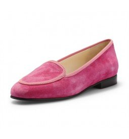 Suede Slipper Loafer