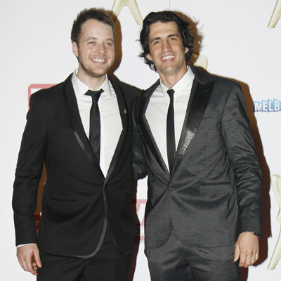 Hamish Blake Interview on 2012 Logies, Euro Gap Year and Wedding Plans With Zoe Foster