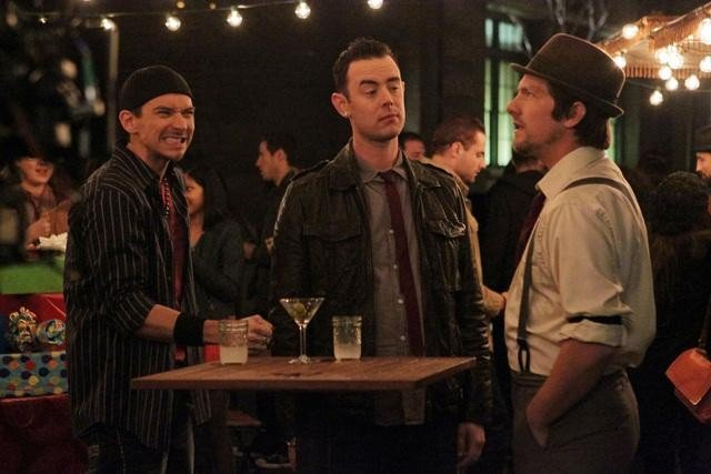 Colin Hanks Guest Stars
