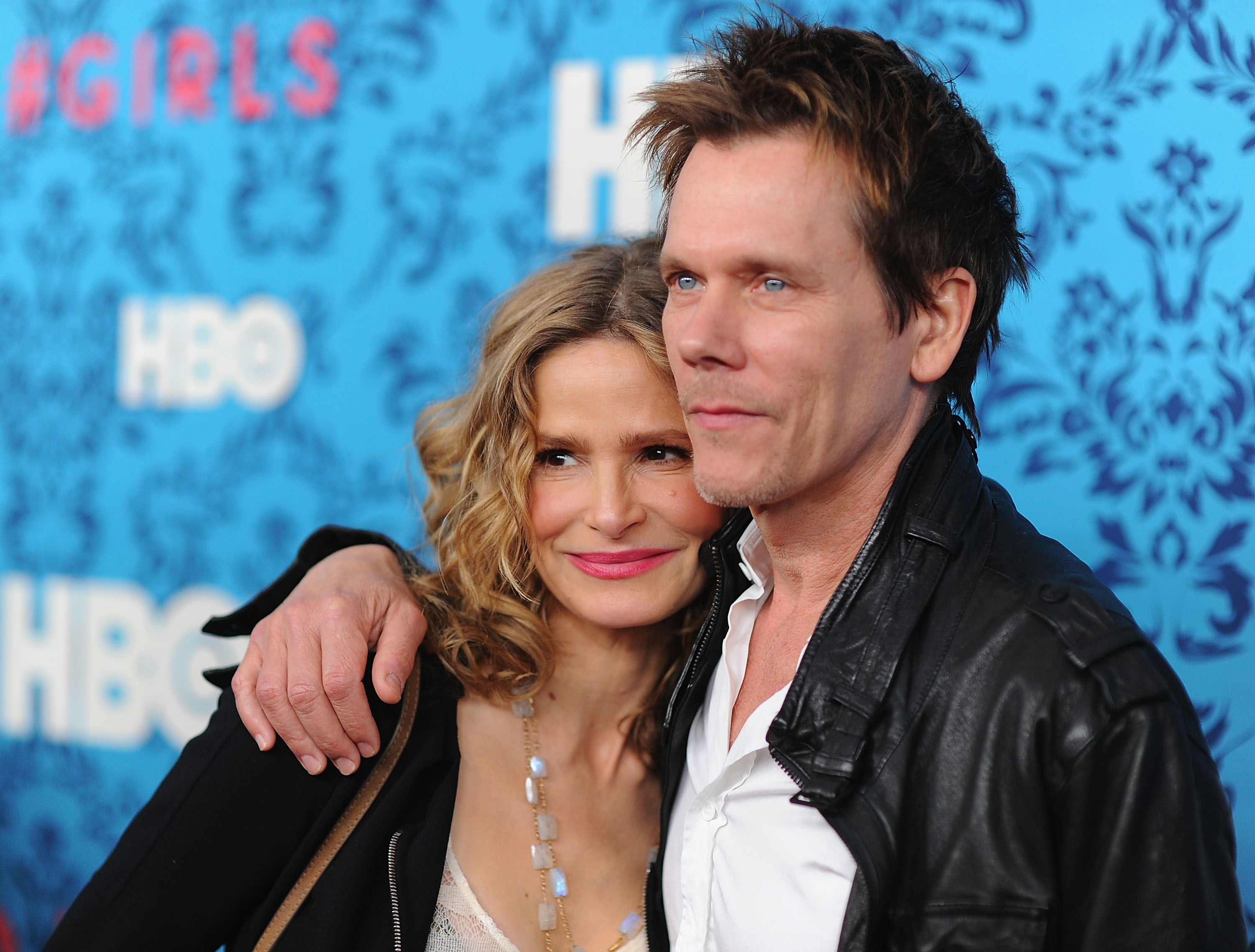 Husband and wife kevin bacon and kyra sedgwick got close for Kevin bacon and kyra sedgwick news