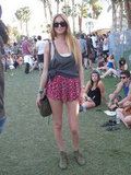 Whitney Port showed off her warm-weather style in 2011.