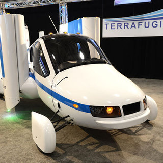 The Flying Car at the NY Auto Show 2012
