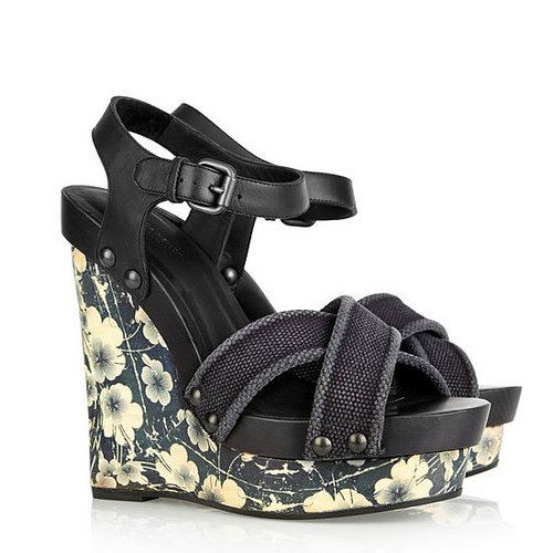 Best Printed Wedges Spring 2012