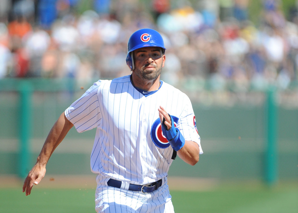 David DeJesus, Cubs