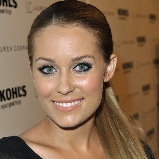 Lauren Conrad Talks Sexy Hairstyles and Side Ponytails