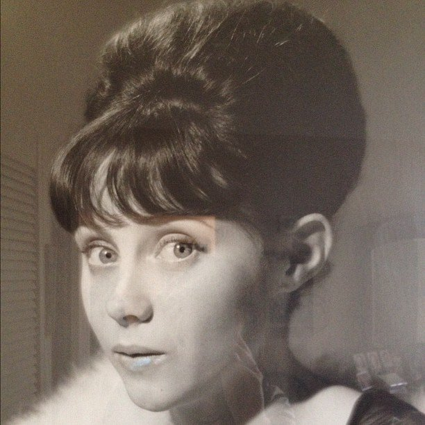 Zooey Deschanel shared this snap of her mum — the similarities are uncanny!