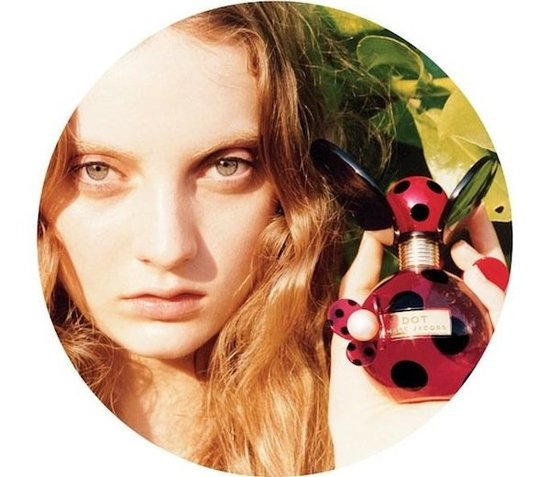 Marc Jacobs Connects the Dots With New Fragrance
