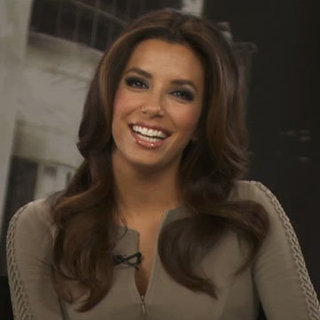 Eva Longoria Talking About David Beckham and Obama Video