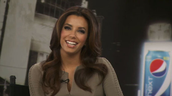 Video: Eva Longoria Wants to Work With David Beckham After Desperate Housewives