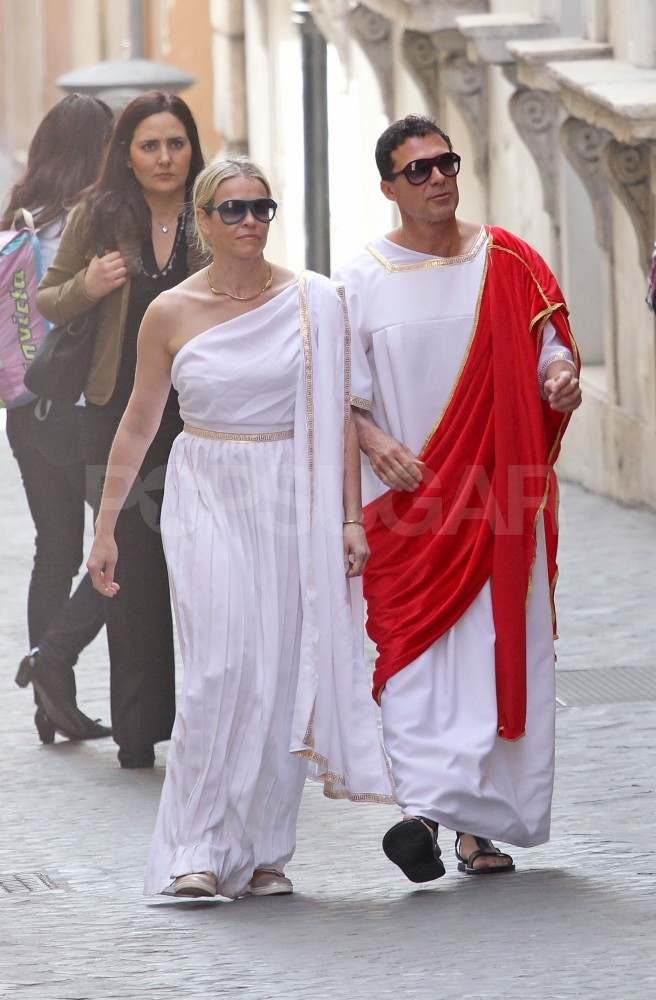 Chelsea Handler and Her Boyfriend in Rome PicturesChelsea Handler Boyfriend