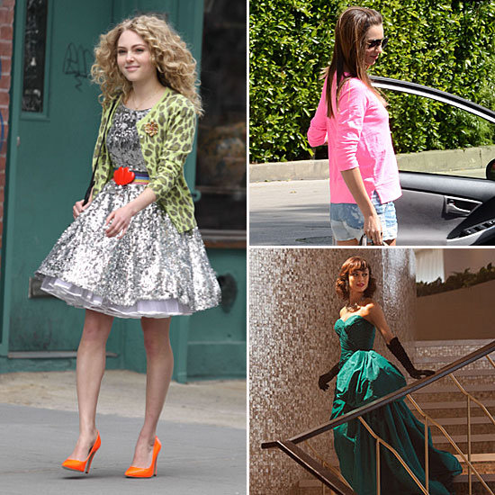 Celebrity Style Recap For April 2, 2012