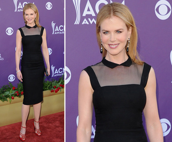 Channel Nicole Kidman's ultrachic shirt-collar dress with frocks to shop.