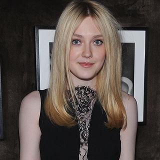 Dakota Fanning and Emily Blunt at Elie Saab Dinner