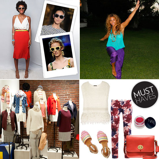 Fab Recap — First Look at Madewell Fall 2012, Beyoncé's Tumblr, Our Ultimate Sunglasses Guide, and More!