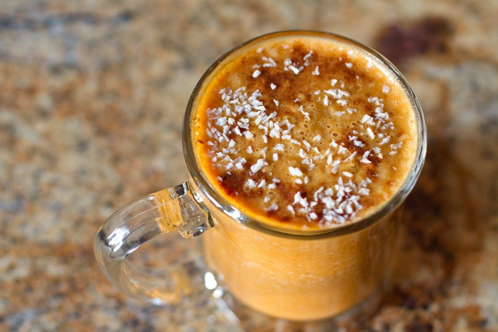 Carrot Cake Smoothie
