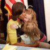 Michelle Obama Month of the Military Children Photos