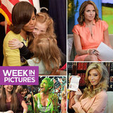 Michelle Obama Embraces Military Children, Katie Couric Hosts GMA, and Halle Berry Goes Green