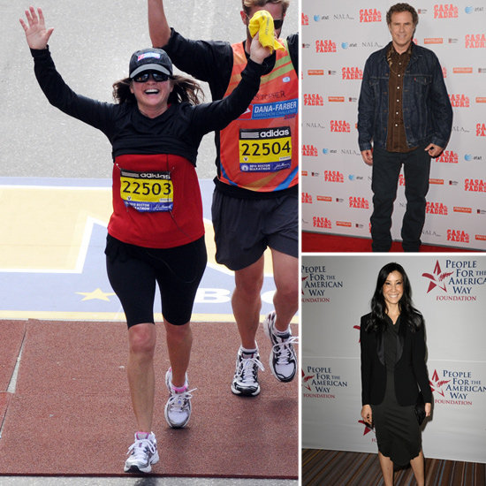 5 Celebrities Who Ran Wicked Fast at the Boston Marathon