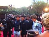 One Direction's Louis Tomlinson, Zayn Malik, Liam Payne and Harry Styles on the Logies red carpet!
