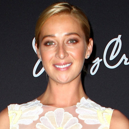 Paper Giants' Asher Keddie's Hair and Makeup at the 2012 Logies