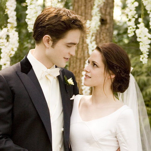 Twilight Breaking Dawn Wedding Pictures