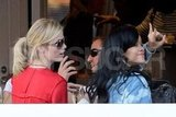Brooklyn Decker and Rihanna cruised in Sydney.