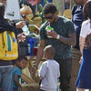 Pictures of Usher at Disneyland With His Sons