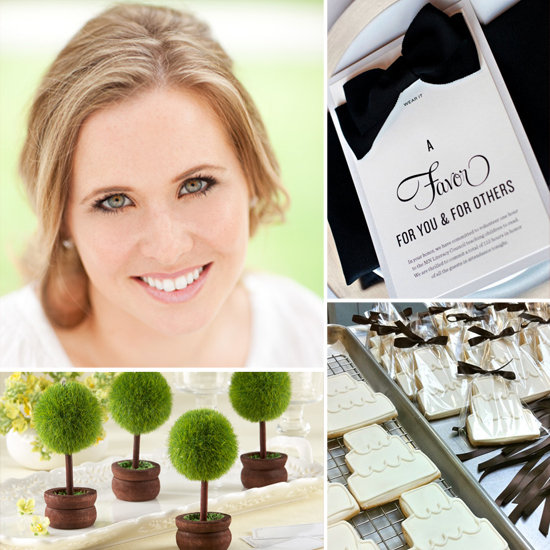 Wedding Favors That Give Back