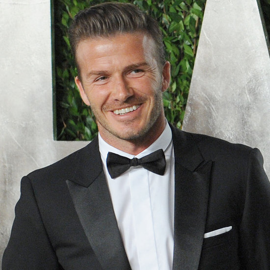 David Beckham Will Be Elle UK's First Solo Male Cover Star
