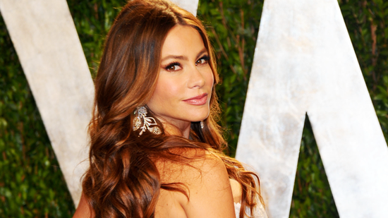 Sizzling-Hot Sofia Vergara Radiates as Our Red Carpet Look Winner