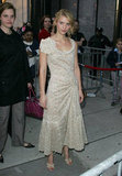 Claire Danes posed at the Stage Beauty premiere in May 2004.