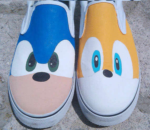 Sonic and Tails ($55)