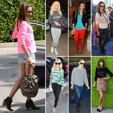 7 Days, 7 Ways: How Celebs Amp Up Their Laid-Back Knits