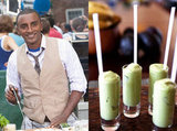 Marcus Samuelsson's Avocado-Banana Smoothies
