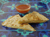 Recipes: Breakfast Quesadillas