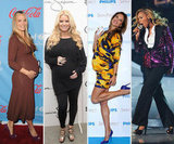 Pregnant in Heels: 15 Stiletto-Wearing Celebs