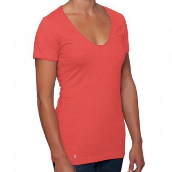 PACT V-Neck Tee