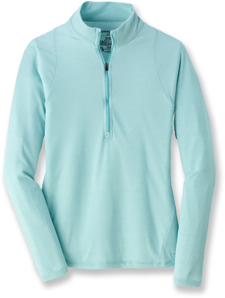 Patagonia Capilene Long-Sleeve Zip T