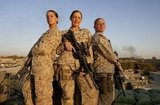 Rick Santorum on Women in Combat