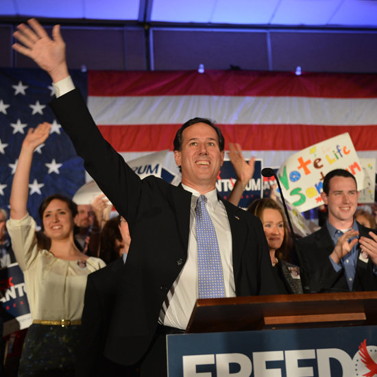 Santorum Says Sayonara to GOP Presidential Candidate Campaign: See the Road to Romney