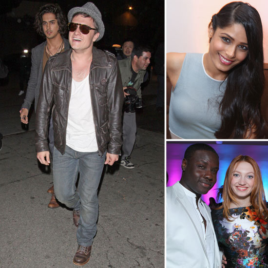 Freida Pinto, Josh Hutcherson, and More Hunger Games Stars Toast 13 Years of Nylon