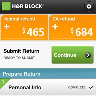 Tax Day Apps For iPhone