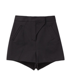 This pair lends lots of structure that helps to define a waist and shape your bottom. Proenza Schouler Seamed High Waist Short ($595)