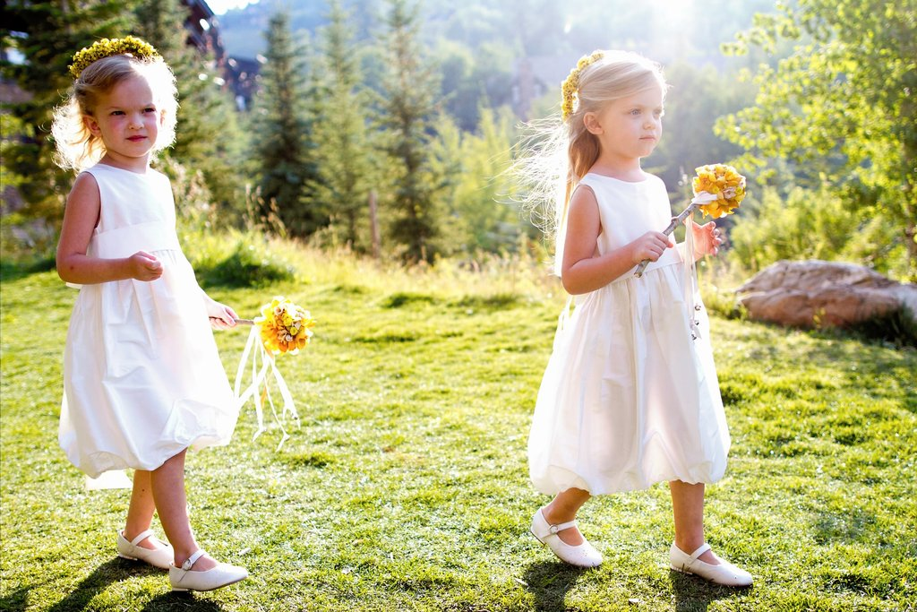 Walk the Aisle in Style: The Cutest Looks For Flower Girls and Ring Bearers