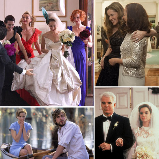 11 Bridal Lessons From Weddings in Film