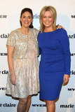 Jackie Frank and Samantha Armytage